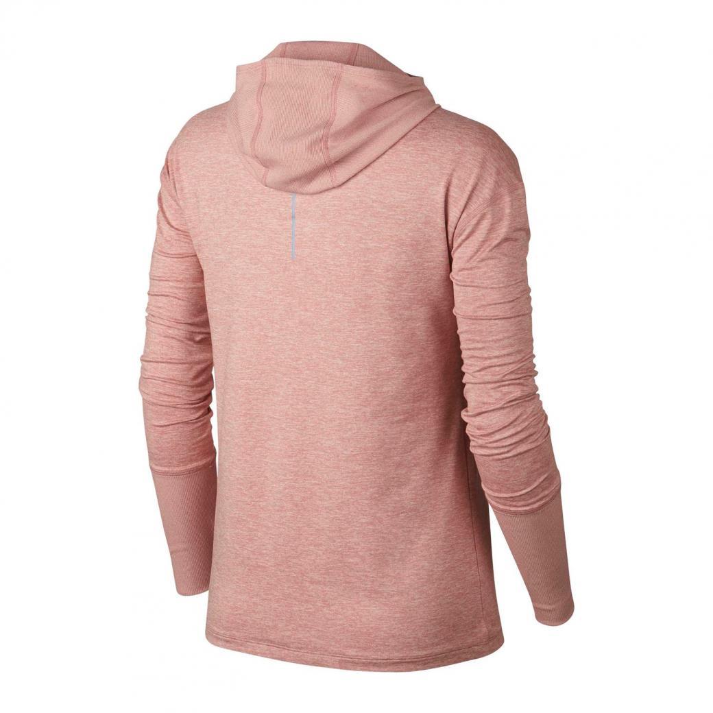 sweat-shirt capuche nike femme