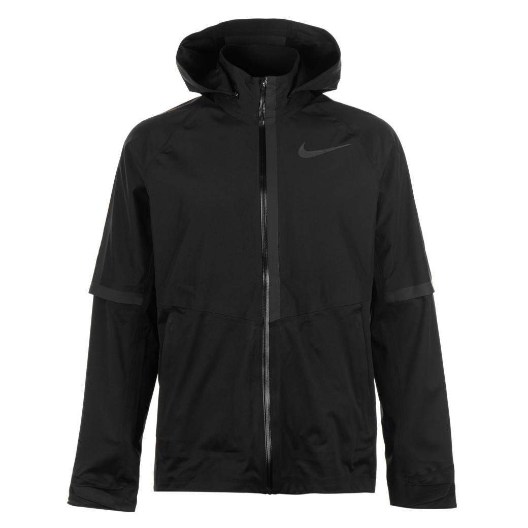 Homme Vestes et manteaux   Nike AeroShield Running Jacket Noir – Gönül Yapi